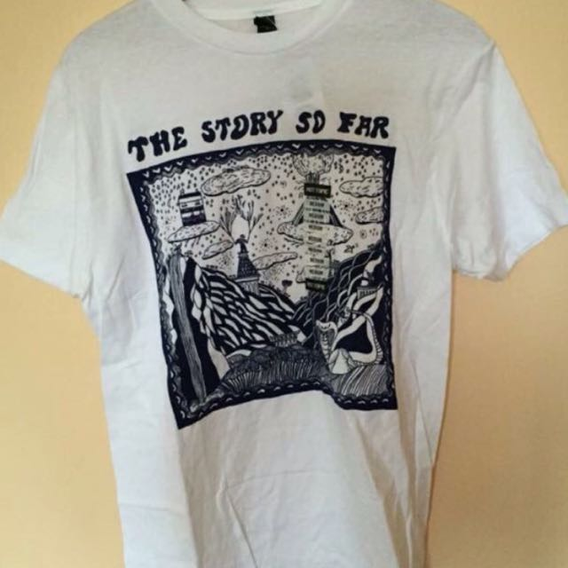 The Story So Far Band Tee
