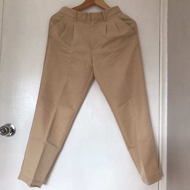 UNIQLO summer ankle pants ( size 6/S)