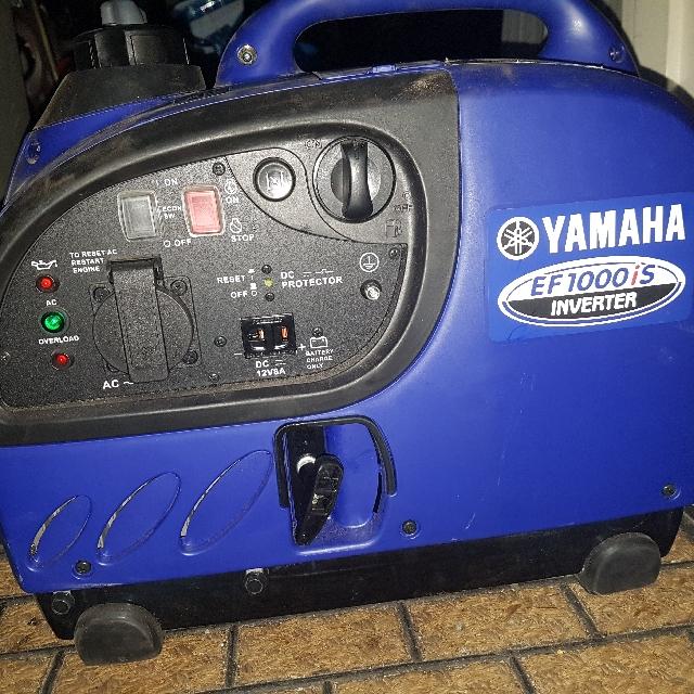 YAMAHA INVERTER POWER GENERATOR
