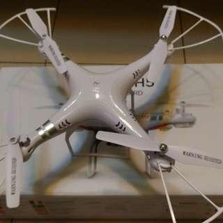 全新HR-SH5全尺寸航拍無人機,不含鏡頭