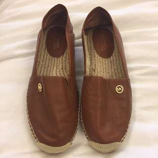 Michael Kors Espadrilles Brown Size 9