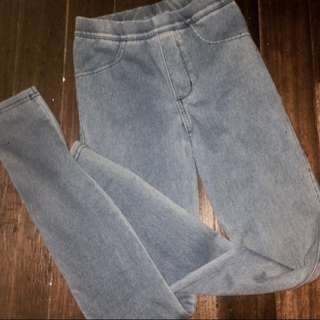 H&M Slim Denim Pants