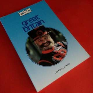 Insight Guides To Great  Britain