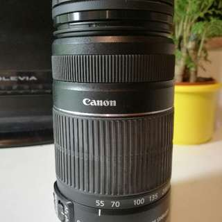 Canon EFS 55-250mm F/4-5.6