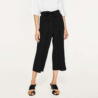 Zara Culottes Pants