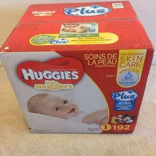 Huggies Little Snugglers - Size 1