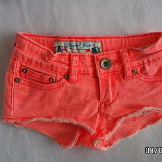 Preloved Baby Girl's Shorts