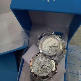 Technomarine Couple Watch
