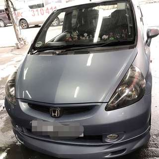 Honda Jazz 2002 Model Everything Is Good Nd Good Condition