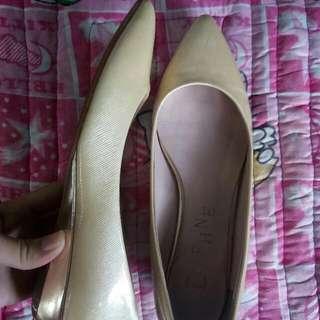 Formal Sandals (Cream)