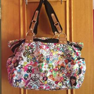 **REDUCED*** From 70$ Tokidoki Large Bag