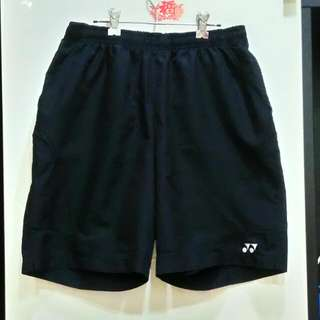 Yonex黑色運動短褲-L#新春八折
