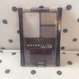 Maybelline Eyeshadow Quad