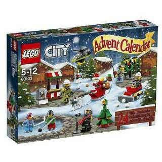 Lego City 60133 Advent Calendar