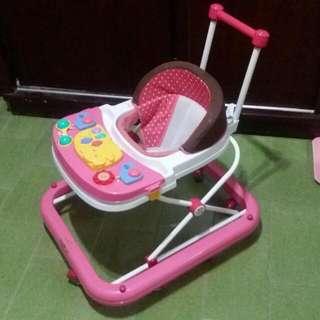🚚 寶寶學步車,螃蟹車