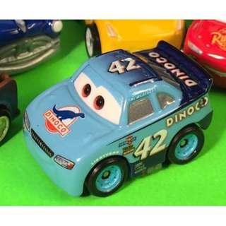 Disney Pixar Cars 3 - mini racers mystery blind diecast die-cast - Cal Weathers
