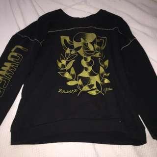 LOWER sweatshirt