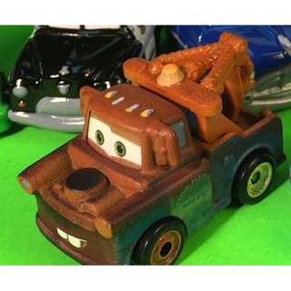 Disney Pixar Cars 3 - mini racers mystery blind diecast die-cast - Mater