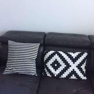 IKEA cushions x2