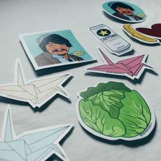 Kita Kita Stickers