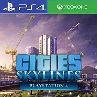 Cities Skylines - Console
