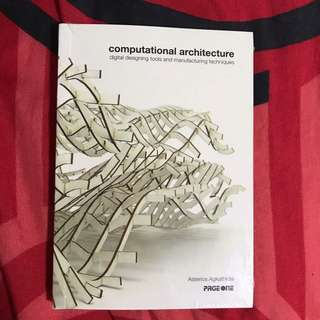 Computational Architecture Book