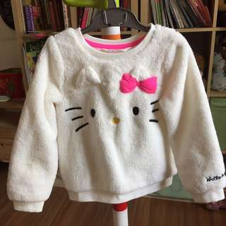 H&M Hello Kitty Girls Sweater