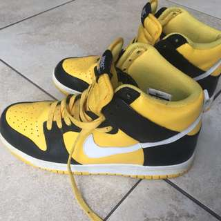 Nike Dunk Retro High Tops