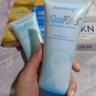 Royale Gluta Set