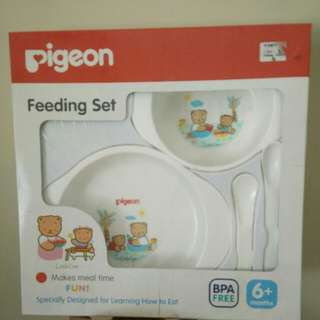 Mini Feeding Set