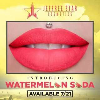 Jeffree Star Velour Liquid Lipstick - Watermelon Soda