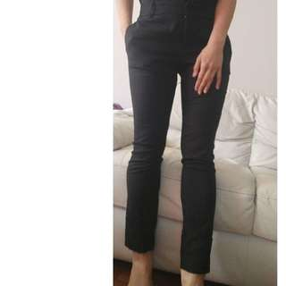 Size 2 Black Trousers