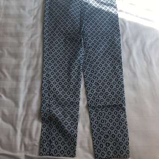 H&M Pattern Trousers