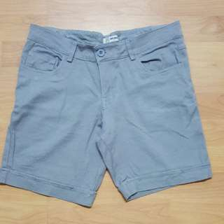 Nevada Grey Shorts