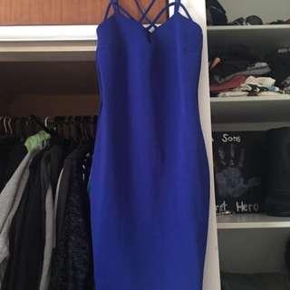 London Goddess Dress