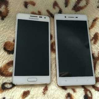 Samsung Alpha Oppo
