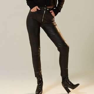 Twiin the Label - Silent Biker Pants Jeans