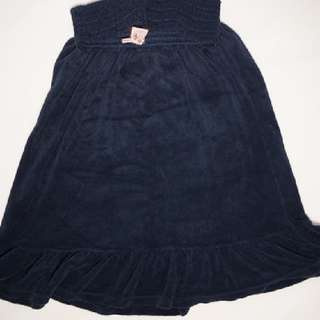 Juicy Couture Navy Terry Dress Sz. M