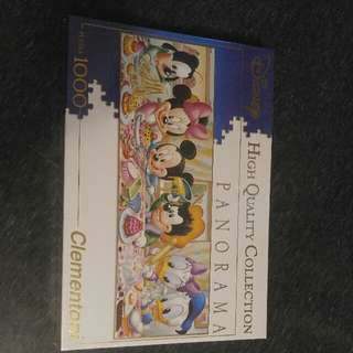 Clementoni Disney High Quality Collection Puzzle