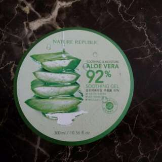 REPRICED! Nature Republic Aloe Vera