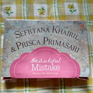 Beautiful Mistake by Sefryana Khairil & Prisca Primasari