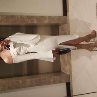 Bardot Off Shoulder Dress Size 8