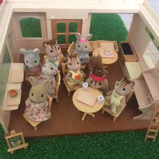 Sylvanians Family Collection #iwantirvins