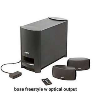 Bose 2.1 Home Theater system