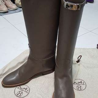 Brand new authentic Hermes Boots