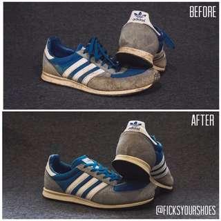 Shoe Restoration