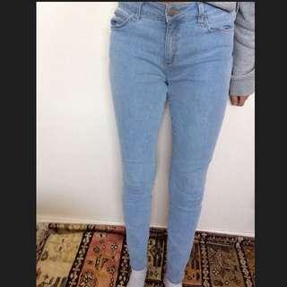 American Apparel Vintage Look Jeans