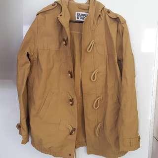 NEW Sampson & Taylor Parka Jacket