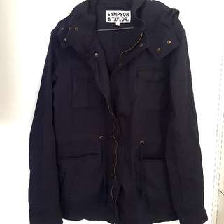 NEW Sampson & Taylor Parka Jacket