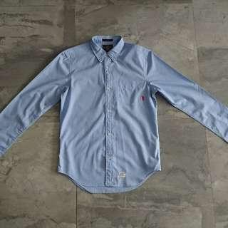 WTAPS Authentic Shirt Sz S